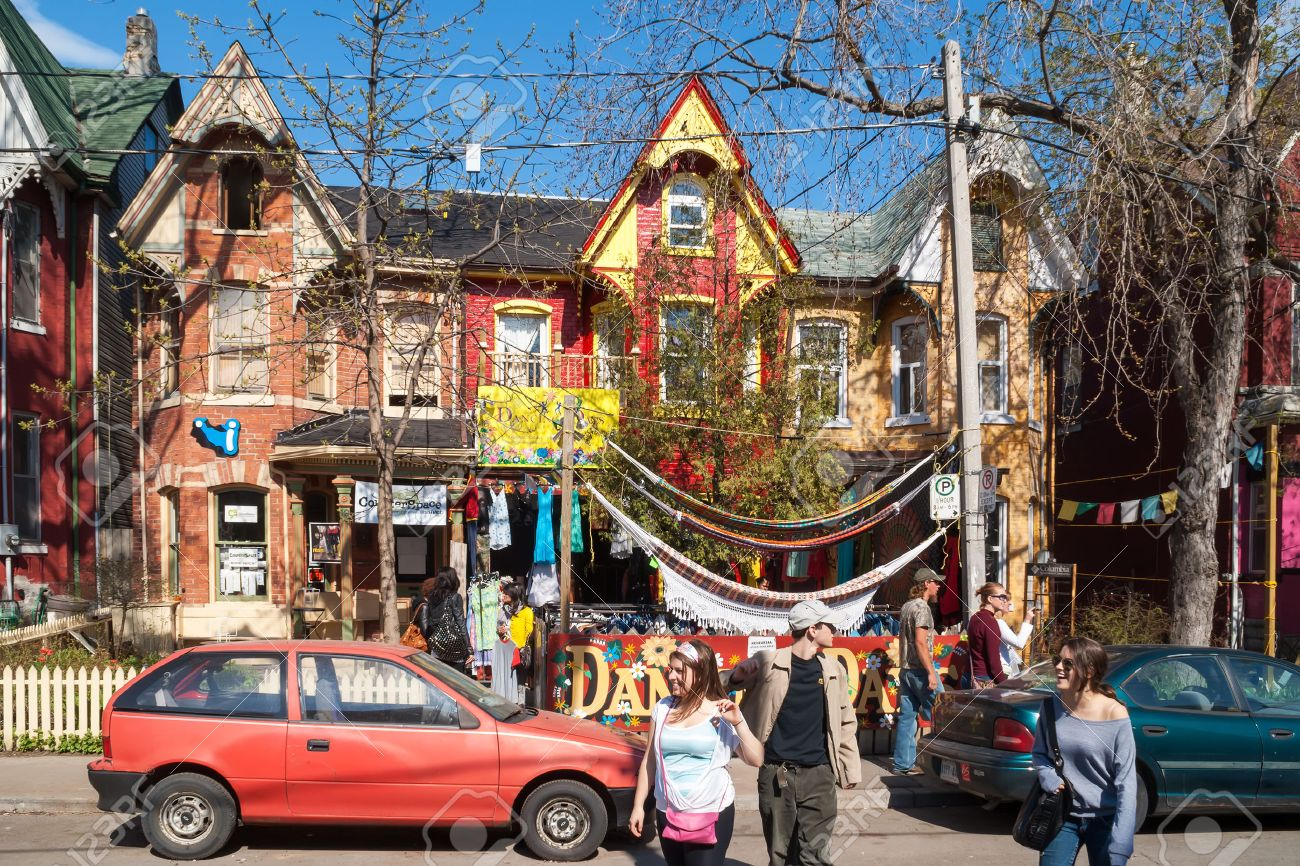25220755-houses-and-shops-in-kensington-in-toronto-kensington-market-is-a-multicultural-neighbourhood-in-the-