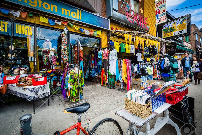 56928293-businesses-along-kensington-avenue-at-kensington-market-in-toronto-ontario-