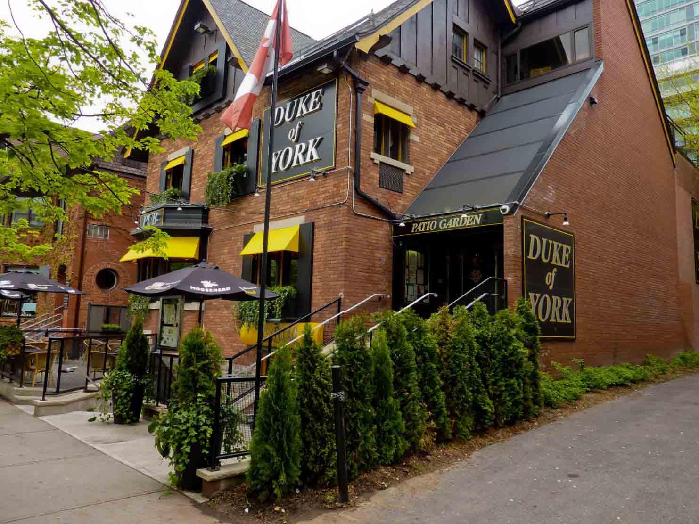 The-Duke-of-York-Pub-Annex-Toronto-Neighbourhoods