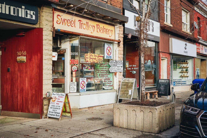 The-Junction-Neighbourhood-Toronto-Sweet-Trolley-Bakery